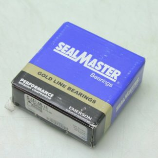 New Sealmaster S 451 ML16 Gold Line Mounted Flanged Ball Bearing 1 Bore New 172206460453