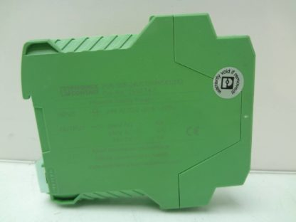 Phoenix Contact PSR SCP 24UCURM5X12X2 24V ACDC Emergency Safety Relay Used 172199789433 3