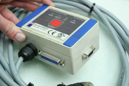 Siemens Mannesmann Dematic Sortec 601404 59 Control Interface for Conveyors 5HP Used 172331507056 3