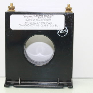 Simpson 37023 Electric Current Transformer Transducer Amperage Measuring 3005A Used 182043371763