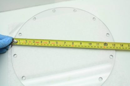 14 Acrylic ISO F 250 Vacuum Pump Flange Dust Cover DN 250mm ISO250 New 171308020535 4