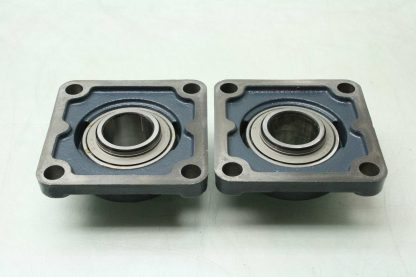 2 NTN F207 Single Row Cylindrical Flange Mount Bearing 1 38 Bore New other see details 172558518122 14
