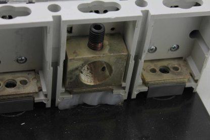 ABB 4 Pole Tmax Series T6L630 Circuit Breaker 630A Trip 1000V Ics 150 kA Used 172124049584 11
