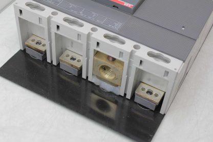 ABB 4 Pole Tmax Series T6L630 Circuit Breaker 630A Trip 1000V Ics 150 kA Used 172124049584 12