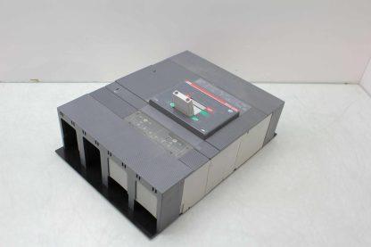 ABB 4 Pole Tmax Series T6L630 Circuit Breaker 630A Trip 1000V Ics 150 kA Used 172124049584 2