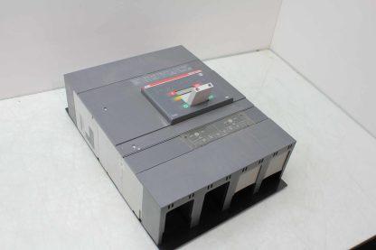 ABB 4 Pole Tmax Series T6L630 Circuit Breaker 630A Trip 1000V Ics 150 kA Used 172124049584 3