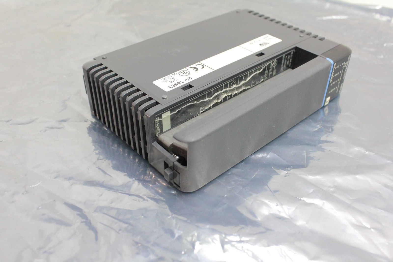 Automation Direct D4-16NE3 Current Sinking/Sourcing Input PLC Module - Used