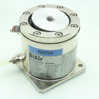 Bilz BiAir W0705 Membrane Air Spring Isolator Repairable For parts or not working 172887395894