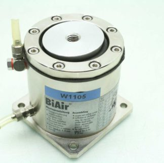 Bilz BiAir W1105 Membrane Air Spring Isolator Repairable For parts or not working 172887416824