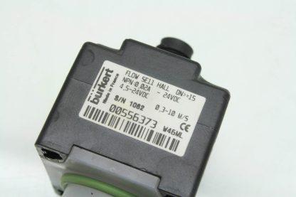 Burkert Flow SE11 Hall 00556373 Electronic Flow Meter Module DN15 Used 171417825744 8