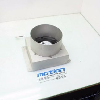 Comair Rotron 6 Falcon Axial Cooling Fan FD24B7 w Aluminum Housing 24VDC Used 181335473174