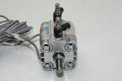 Festo Compact Pneumatic Air Cylinder ADVU 1 14 25 A P A Used 172199789468 4