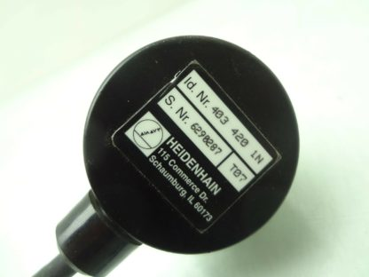 Heidenhain 403 420 1N Rotary Shaft Encoder Used 181110483444