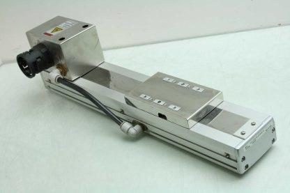IAI Intelligent Actuator ISD S 16 60 200 CR Ball Screw Linear Actuator 200mm Tvl Used 172300427634 24