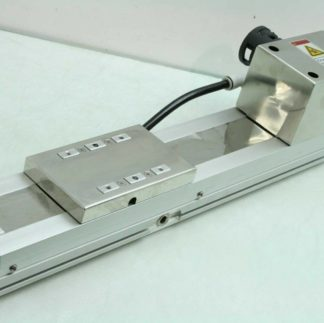 IAI Intelligent Actuator ISD S 16 60 200 CR Ball Screw Linear Actuator 200mm Tvl Used 172300427634