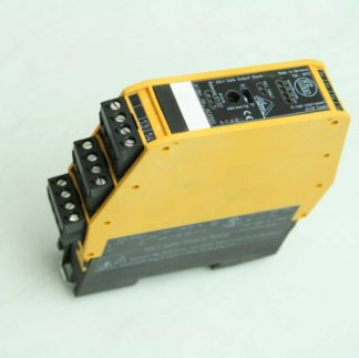 IFM AC030S AS i Safe Safety Output Relay Module Slave Module Used 182302865394