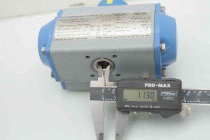 Jamesbury VPVL051 SR45 B C Part Turn Pneumatic Valve Actuator Used 183780985444 10