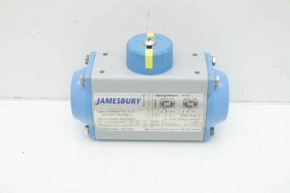 Jamesbury VPVL051 SR45 B C Part Turn Pneumatic Valve Actuator Used 183780985444 3