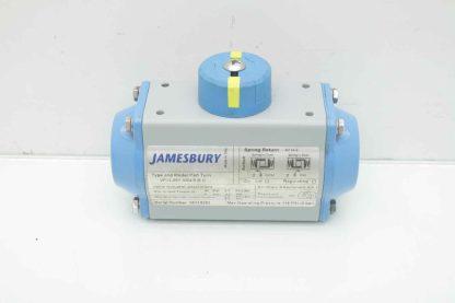 Jamesbury VPVL051 SR45 B C Part Turn Pneumatic Valve Actuator Used 183780985444