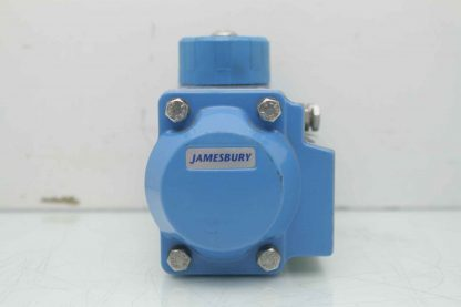 Jamesbury VPVL051 SR45 B C Part Turn Pneumatic Valve Actuator Used 183780985444 5