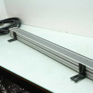 Micro Detectors CST 509 Light Curtain Industrial Barrier Encoder 40 x 2 12 Used 182274033364