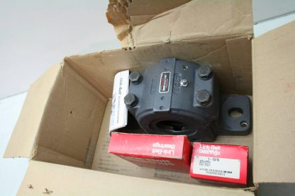 New Link Belt PLB6831R02 Mounted Spherical Roller Bearing 1 1516 Bore New other see details 171995001123 4