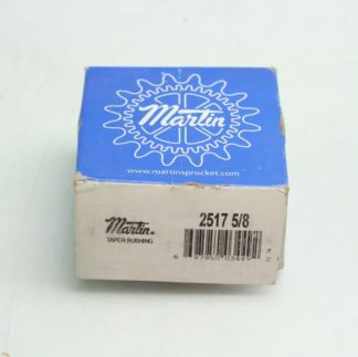 New Martin 2517 58 Taper Locking Bushing 58 Bore 3 38 OD 1 34 LTB New other see details 182162722674