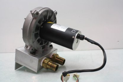 Rietschle Thomas SGP 50 04 Blower Vacuum Pump Papst 42 60V DC Drive Motor Used 171504021641 4