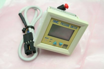 SMC ZSE4 01 65 Digital Pressure Switch 101 kPa Max Press 12 24VDC Used 172755169344 15