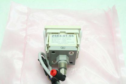 SMC ZSE4 01 65 Digital Pressure Switch 101 kPa Max Press 12 24VDC Used 172755169344 18