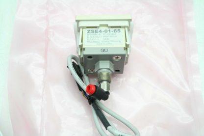 SMC ZSE4 01 65 Digital Pressure Switch 101 kPa Max Press 12 24VDC Used 172755169344 3