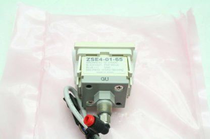 SMC ZSE4 01 65 Digital Pressure Switch 101 kPa Max Press 12 24VDC Used 172755169344 4