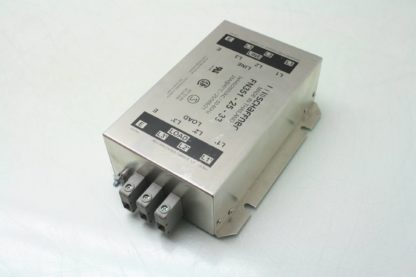 Schaffner FN351 25 33 Industrial Power Line Filter 25 Amps 440250 VAC Used 171881419934 3