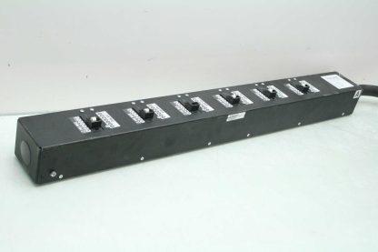 TeraData PDU Nema IEC60320 C19 6 Outlet Power Strip 200 240V Walther 269 409 Used 172443147254 24