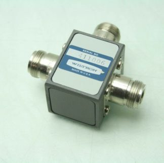 Wiltron Anritsu 11NF50 Type N RF 50 Ohm 6 dB Signal Divider 1MHz to 1500MHz Used 181903023874