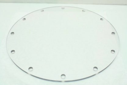 14 Acrylic ISO F 250 Vacuum Pump Flange Dust Cover DN 250mm ISO250 New 171308020535