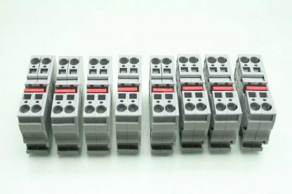 16 Phoenix Contact ST 6 Single Pole 6mm2 Terminal Blocks 600V 41A Jumpers New other see details 172649943005 12