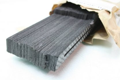17 Carbon Fiber Plates CFC Heater Strips 23 x 1 12 x 316 New other see details 172814200303 5