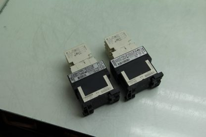 2 Schneider Electric LC1D09BD Control Contactor 5 24V DC Coil LADN40 NO Block Used 172104239581 5
