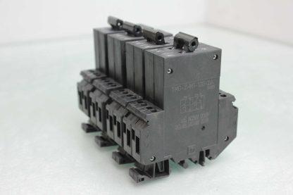 4 Phoenix Contact TMC 2 M1 120 2A TMC 2 M1 120 6A Circuit Breakers 2A 6A Used 172292953165 10