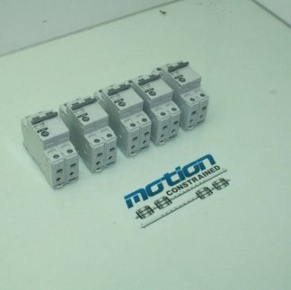 5 Allen Bradley 1492 CB2 Circuit Breakers 2 Pole 5A Used 183162804445