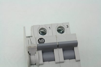 6 Allen Bradley 1492 SP2B130 13A Circuit Breakers 1992 ASPH3 Auxiliary Contact Used 171462965281 5