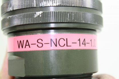 Adept WA S NCL 14 10 Shinwa Trans Gun Cable Assembly Kawasaki Servo Power Cable New other see details 172124059005 6