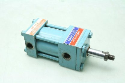 Aeroquip Pneumatic Tie Rod Air Cylinder B32207277 20 Bore 1 Stroke 200 psi Used 172662012833 5