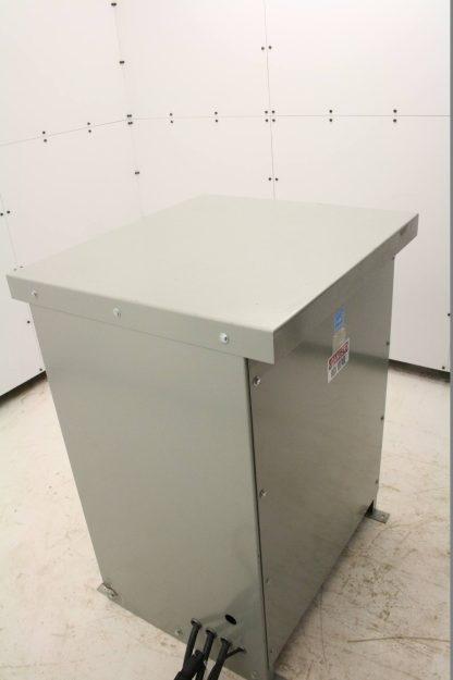 American Electric AEC Dry Transformer 3x21SDBAX 3 x 21 kVA 120208Y x 5771000Y Used 172030039595 5