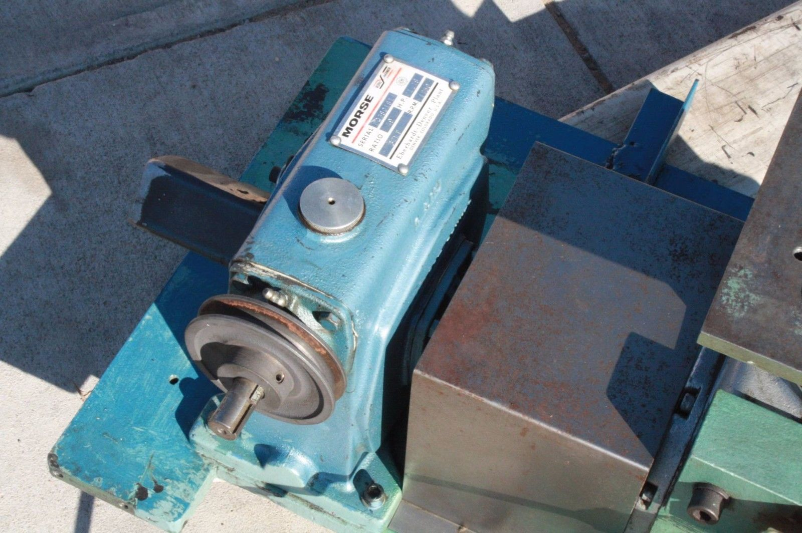 Commercial Cam CC4H32-270 Rotary Index Drive Table 90 Degree Period - Used