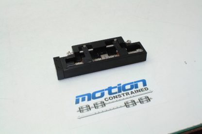 Counter Rotating Screw Driven Linear ActuatorGripper Assembly 32mm Travel Used 181301246955 2