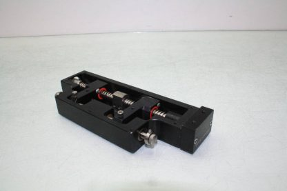 Counter Rotating Screw Driven Linear ActuatorGripper Assembly 32mm Travel Used 181301246955 6