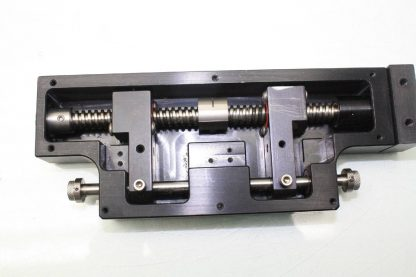 Counter Rotating Screw Driven Linear ActuatorGripper Assembly 32mm Travel Used 181301246955 7