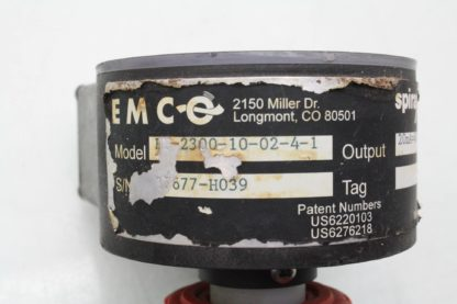 Emco Flow Systems Spirax Sarco Hydro Flow HF 2300 10 02 4 1 Flow Meter 40GPM Used 171267094095 9